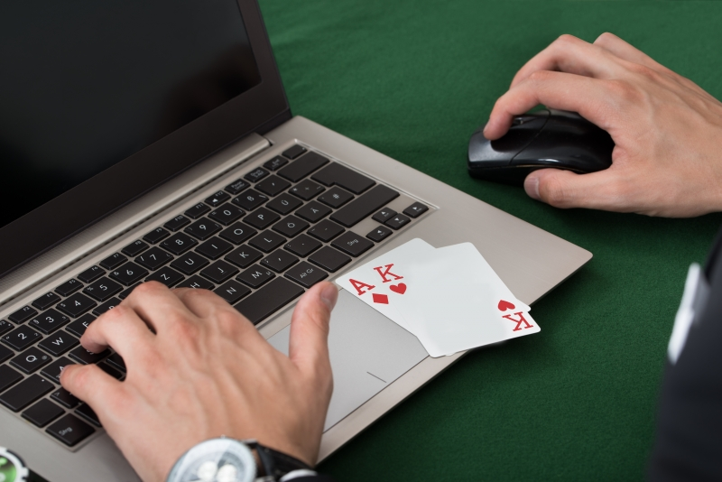 Casino online laptop